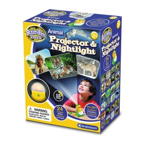 BRAINSTORM ANIMAL PROJECTOR NIGHTLIGHT E2053